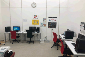 プログラミング教室風景