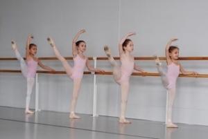 子供のバレエ